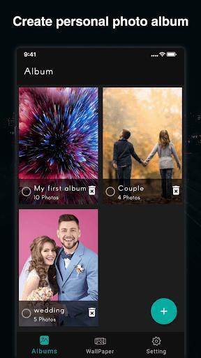 4K Wallpaper - HD Backgrounds - عکس برنامه موبایلی اندروید