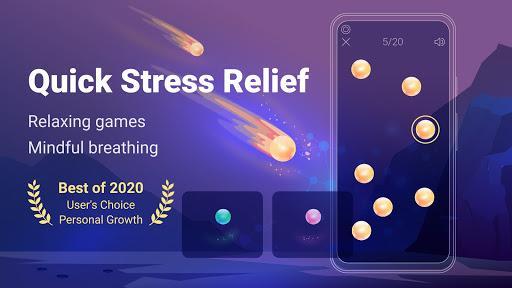 Stress Control Norbu: game, breathing, meditation - عکس برنامه موبایلی اندروید