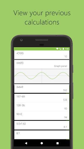 Calculator - عکس برنامه موبایلی اندروید