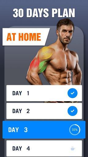 Arm Workout - ورزش بازو و ماهیچههای دو سر - عکس برنامه موبایلی اندروید