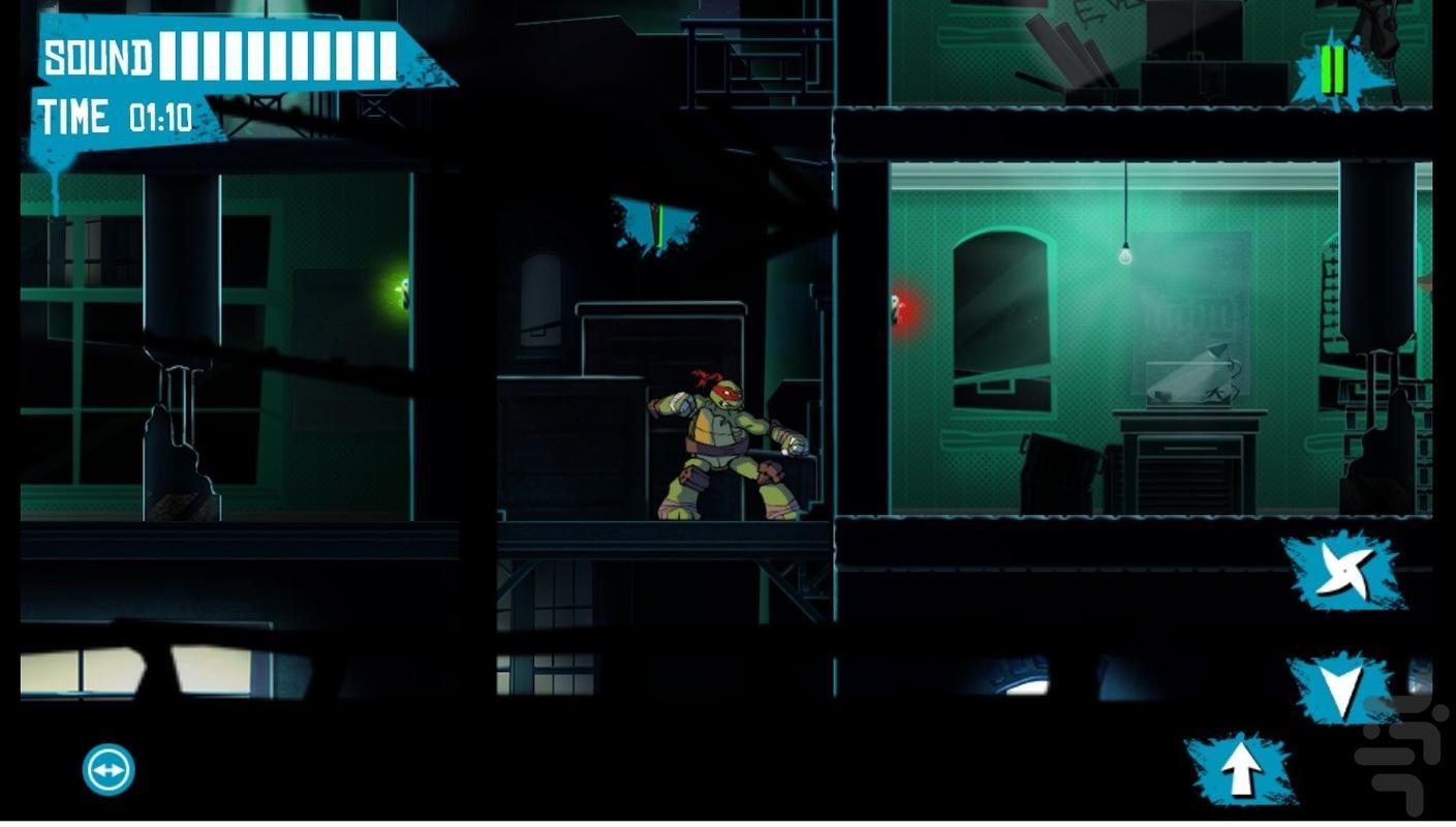 سایه های قهرمان - عکس بازی موبایلی اندروید