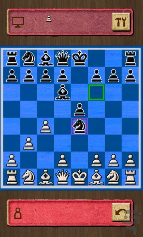 شطرنج حرفه ای - عکس بازی موبایلی اندروید