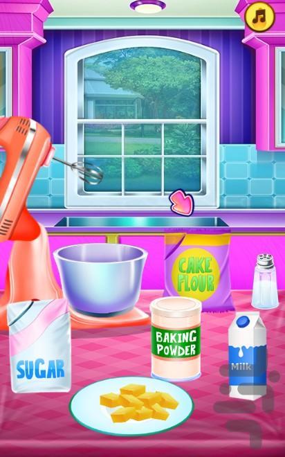 کارخانه بستنی سازی - عکس بازی موبایلی اندروید