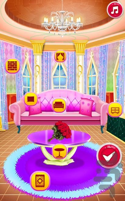 دکوراسیون خونه - عکس بازی موبایلی اندروید