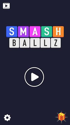 Balls Bricks Breaker - توپهای آجرشکن - عکس بازی موبایلی اندروید