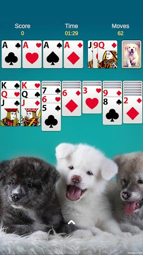 Solitaire - Free Classic Solitaire Card Games - عکس بازی موبایلی اندروید