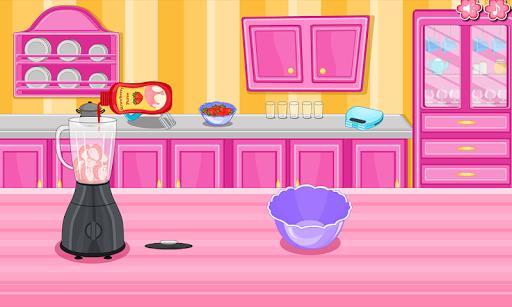 Strawberry Ice Cream Sandwich - عکس بازی موبایلی اندروید