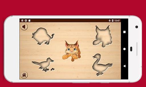 Baby Puzzles - عکس برنامه موبایلی اندروید