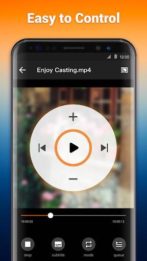 Cast to TV: Chromecast, Roku, Fire TV, Xbox, IPTV - عکس برنامه موبایلی اندروید