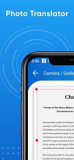Go Advance Translator - عکس برنامه موبایلی اندروید