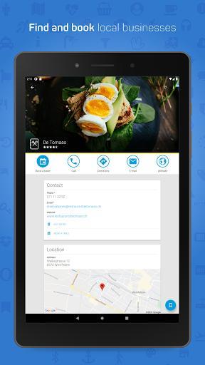 Swiss Phone Book - عکس برنامه موبایلی اندروید