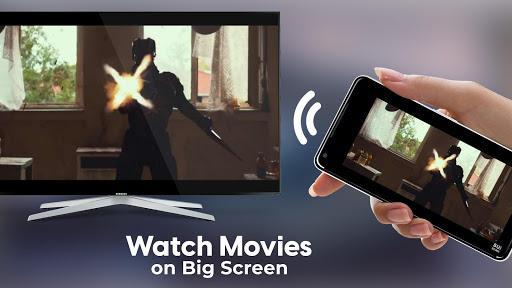 Cast for Chromecast - TV Streaming & Screen Share - عکس برنامه موبایلی اندروید