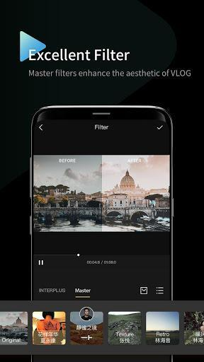 InterPhoto - عکس برنامه موبایلی اندروید
