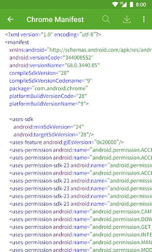 Dev Tools(Android Developer Tools) - Device Info - عکس برنامه موبایلی اندروید