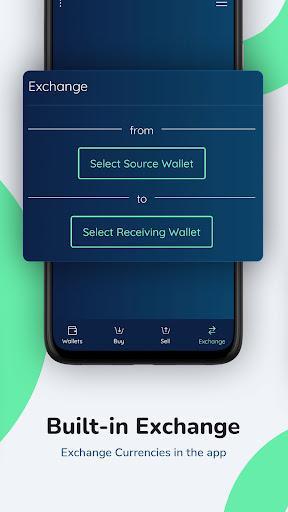Edge - Bitcoin & Crypto Wallet - عکس برنامه موبایلی اندروید