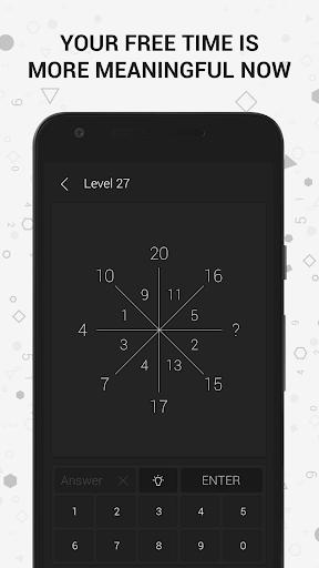 Math | Riddles and Puzzles Maths Games - عکس بازی موبایلی اندروید