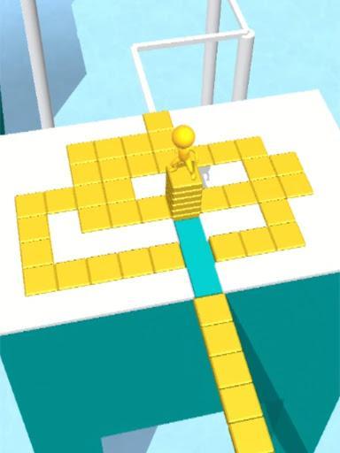 Stacky Dash - عکس بازی موبایلی اندروید