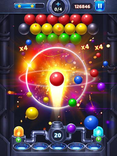 Bubble Shooter - Classic Pop - عکس بازی موبایلی اندروید