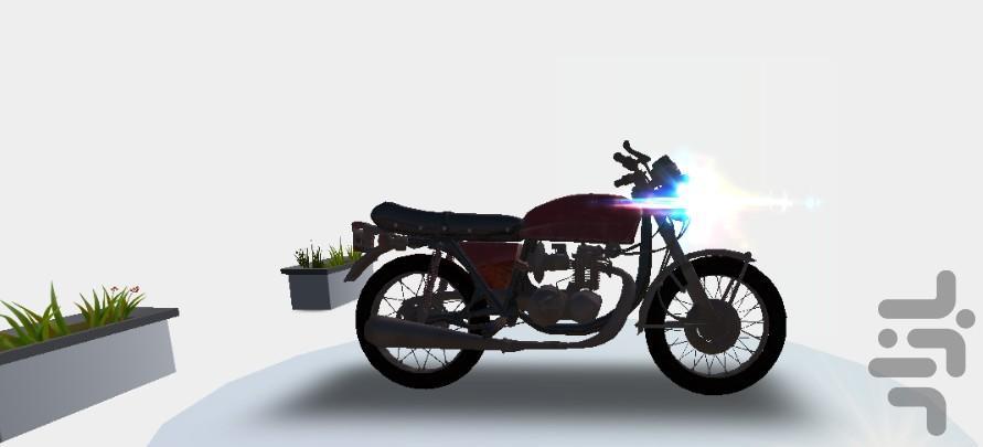 هوندا - عکس بازی موبایلی اندروید