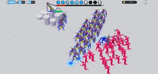 Real Time Shields - عکس بازی موبایلی اندروید