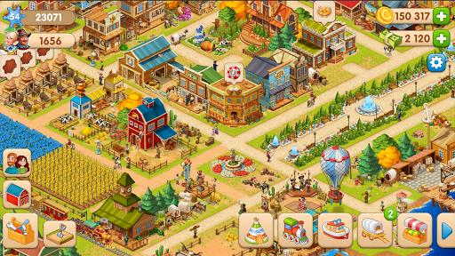 Homesteads - عکس بازی موبایلی اندروید