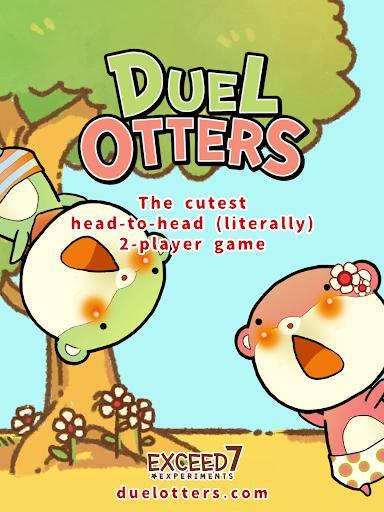 Duel Otters - عکس بازی موبایلی اندروید