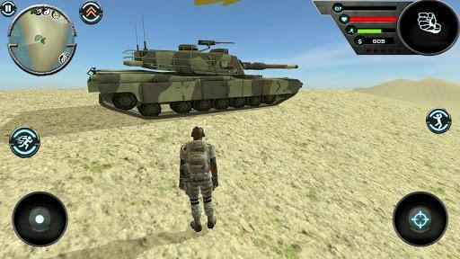 Global Soldiers Simulation - عکس بازی موبایلی اندروید