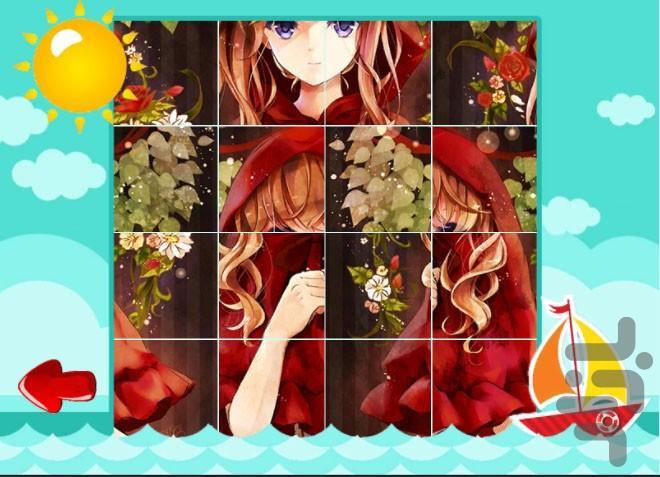 شنل قرمزی - عکس بازی موبایلی اندروید