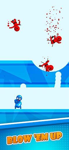Rocket Punch! - عکس بازی موبایلی اندروید