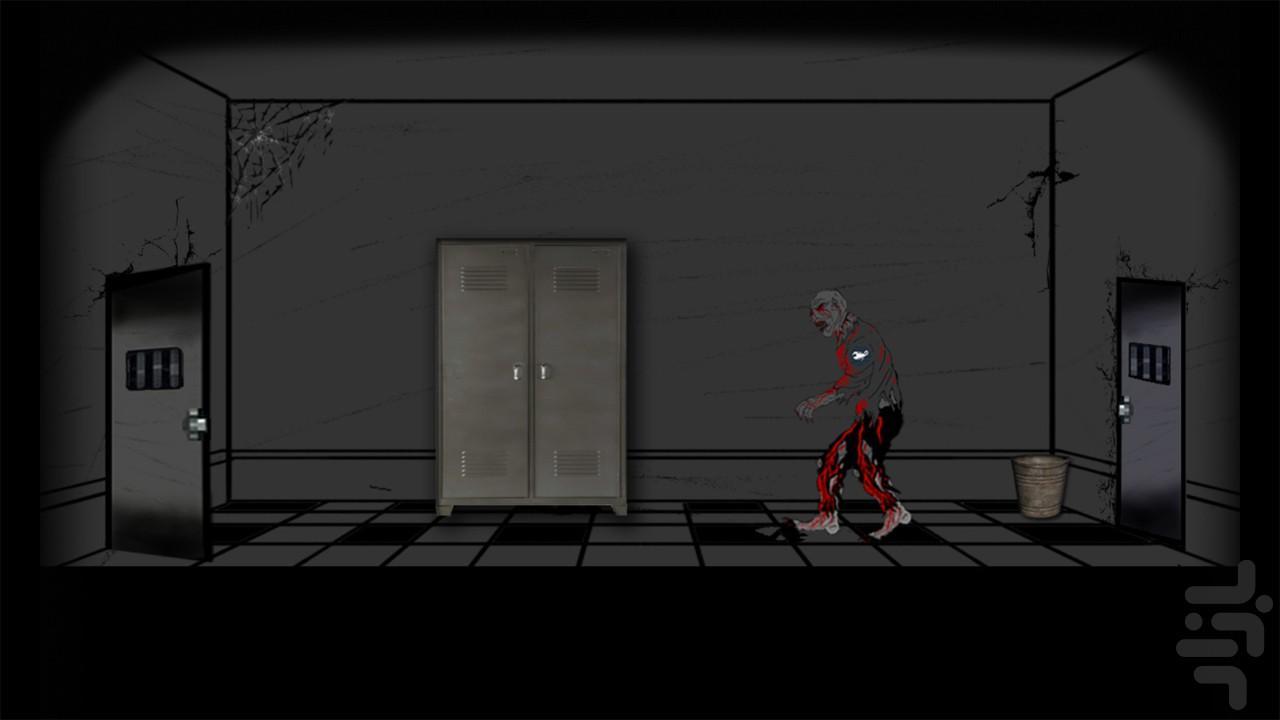 بازی ترسناک حریم : بخش چهارم - عکس بازی موبایلی اندروید