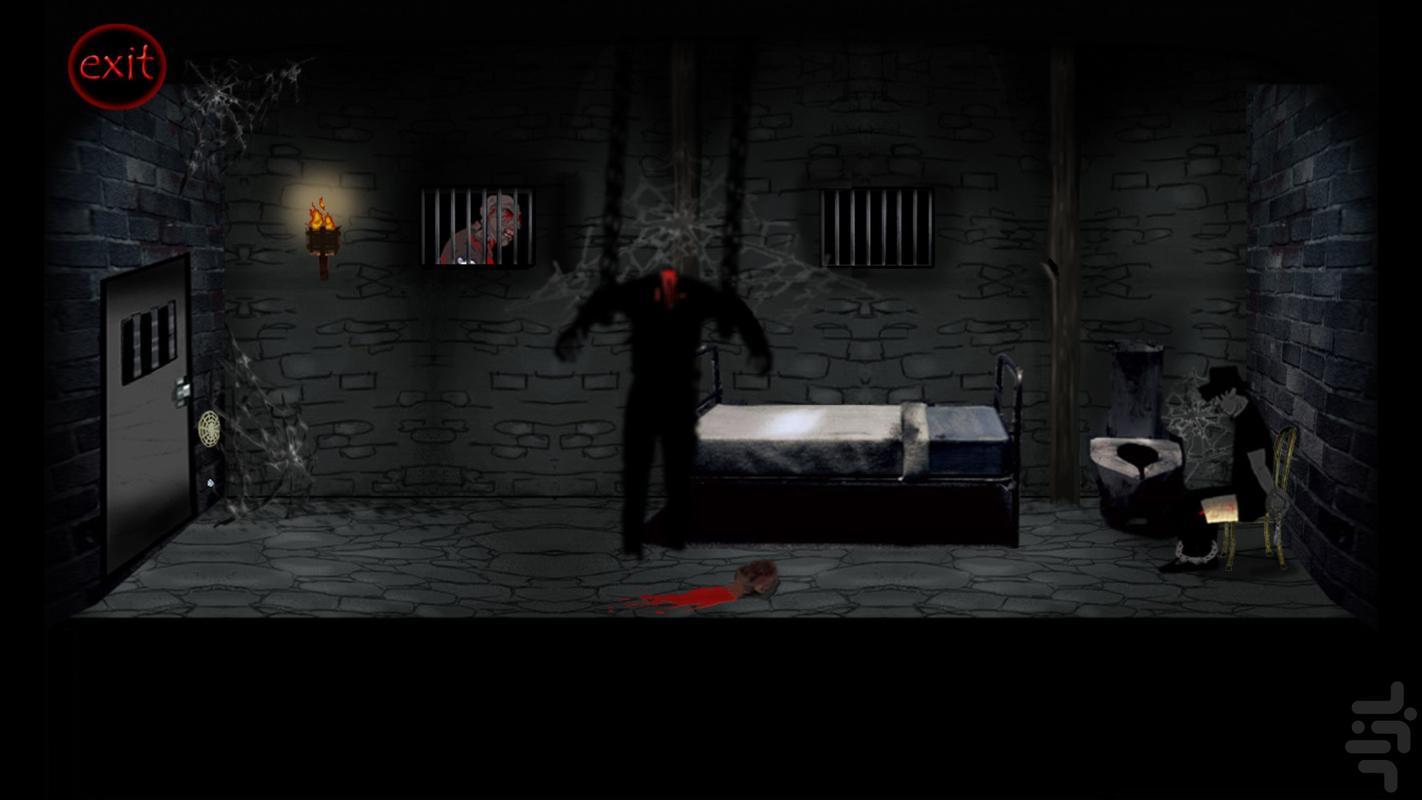 بازی ترسناک حریم : بخش پنجم - عکس بازی موبایلی اندروید