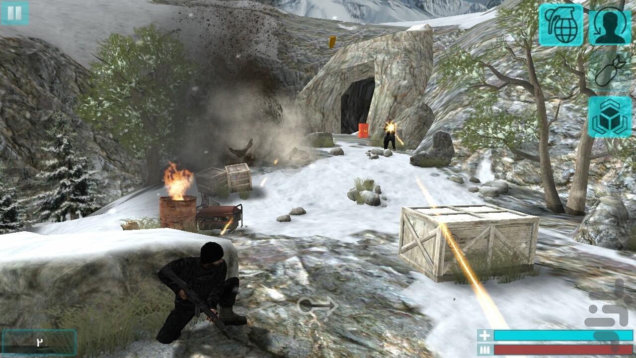 کابوس دشمن - عکس بازی موبایلی اندروید