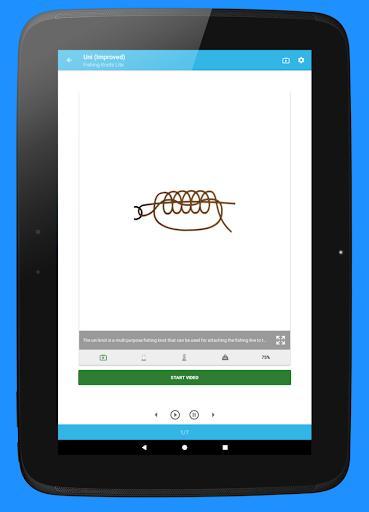 Fishing Knots - عکس برنامه موبایلی اندروید