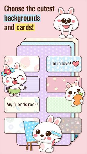 Niki: Cute Diary App - عکس برنامه موبایلی اندروید