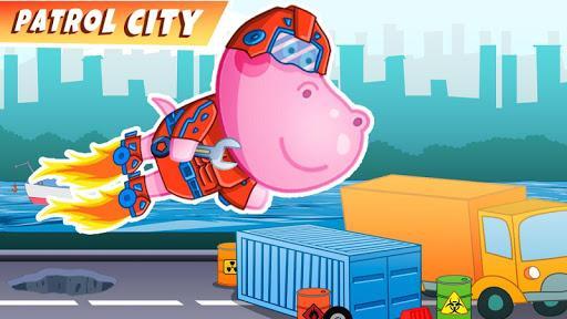 Hippo Master: Help for Repair - عکس بازی موبایلی اندروید