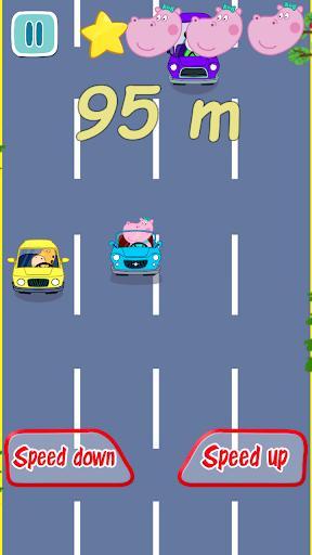 City car racing - عکس بازی موبایلی اندروید