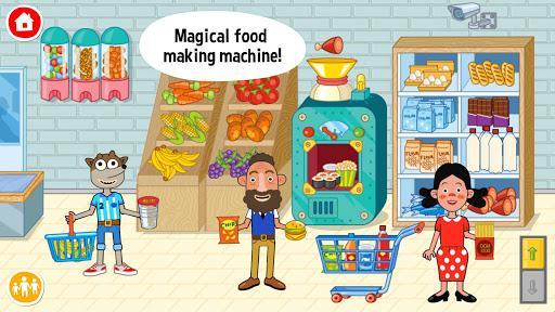 Pepi Super Stores: Fun & Games - عکس بازی موبایلی اندروید