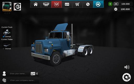 Grand Truck Simulator 2 - عکس بازی موبایلی اندروید