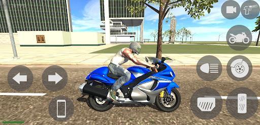 Indian Bikes Driving 3D - عکس بازی موبایلی اندروید