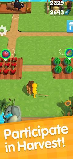 Buildy Island 3d farming craft - عکس برنامه موبایلی اندروید