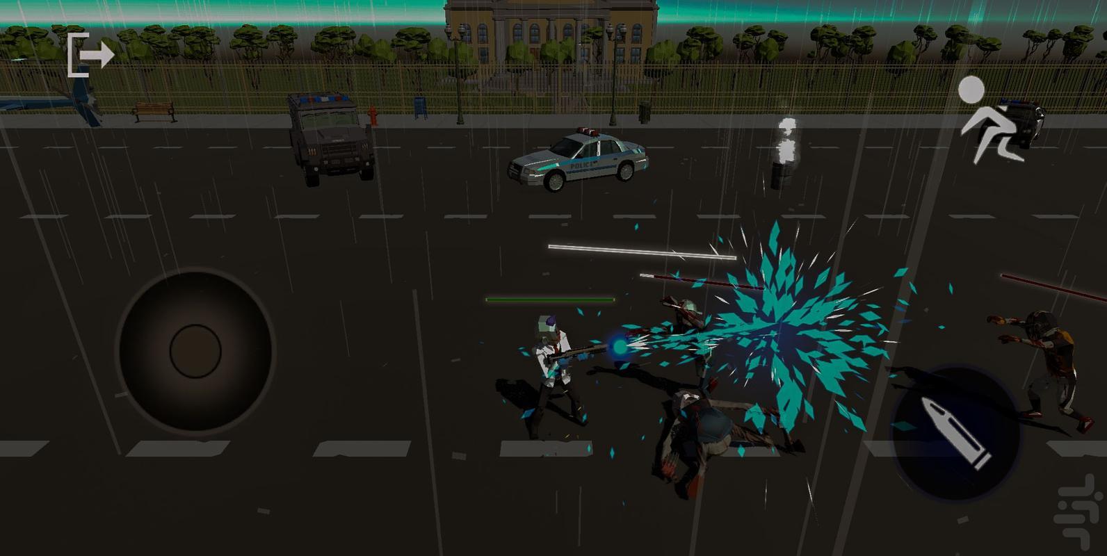 آخرین نبرد - عکس بازی موبایلی اندروید