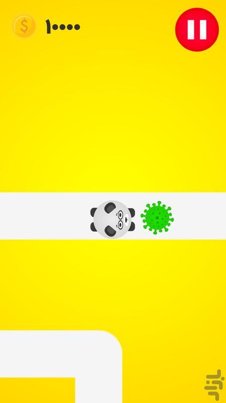 بازی دونده - عکس بازی موبایلی اندروید
