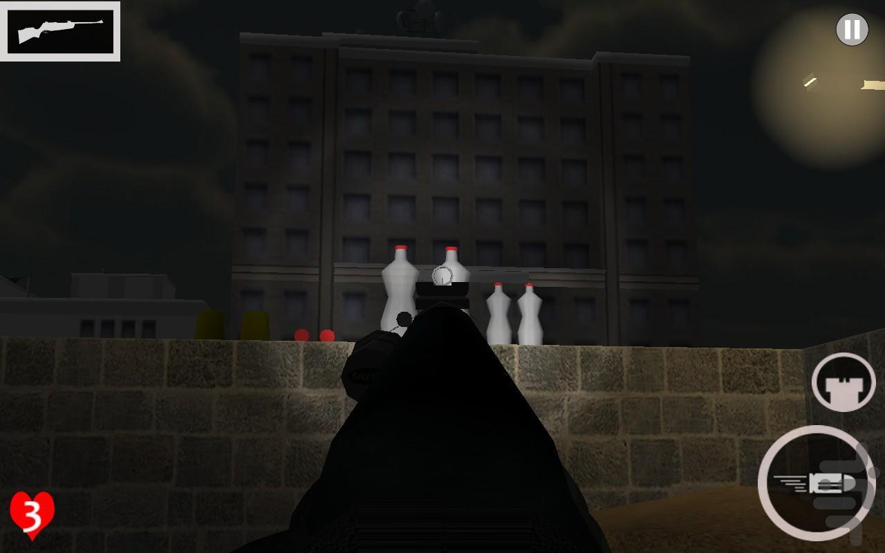 تفنگ بادی - عکس بازی موبایلی اندروید