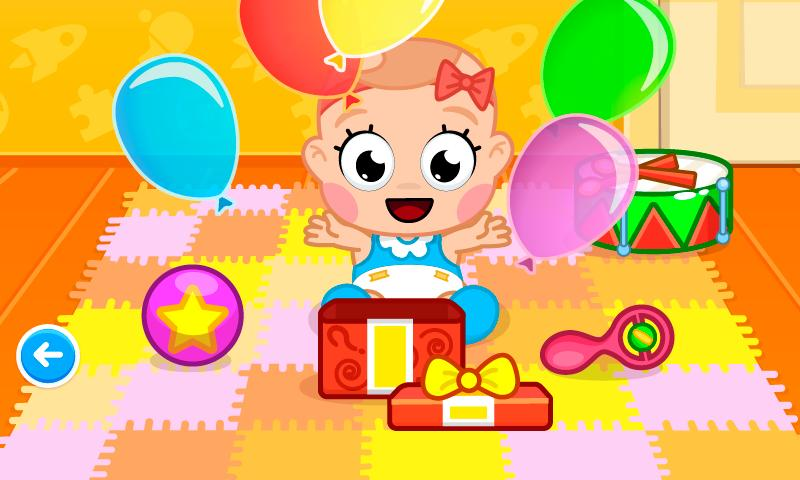 نوزاد بازیگوش - عکس برنامه موبایلی اندروید