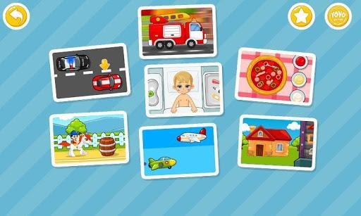 Kids Games - profession - عکس بازی موبایلی اندروید