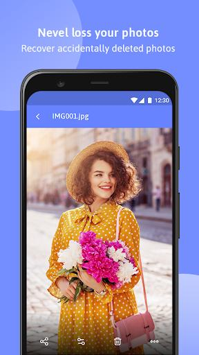 deleted Photo Recovery - عکس برنامه موبایلی اندروید