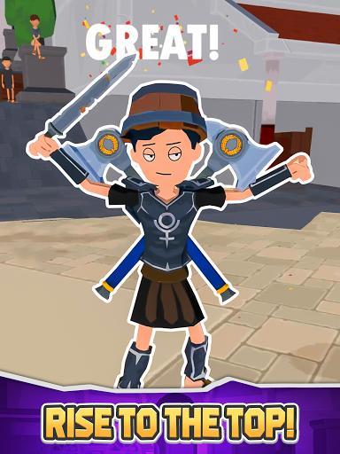 Gladiator: Hero of the Arena - عکس بازی موبایلی اندروید