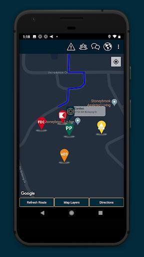 ActiveAlert - عکس برنامه موبایلی اندروید