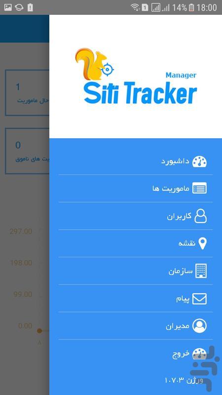 سیتی ترکر (مدیران) - عکس برنامه موبایلی اندروید
