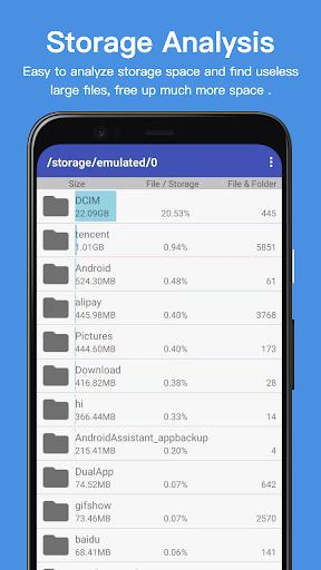 Assistant for Android - عکس برنامه موبایلی اندروید